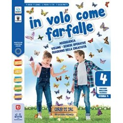 IN VOLO COME FARFALLE